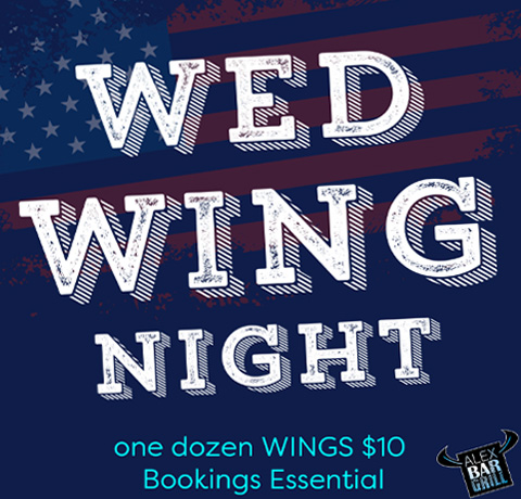 specials wed wing Night